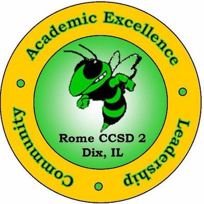Rome Grade School At Romeccsd2 Twitter