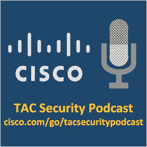 CiscoTACPodcast on Twitter: