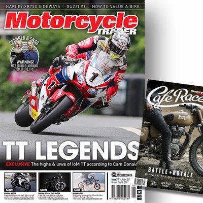 Cafe Racer Motorcycle Trader