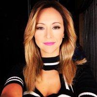 Veronica Bastos twitter profile