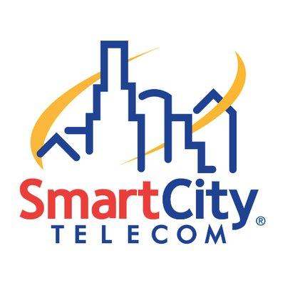 Smart City Telecom logo