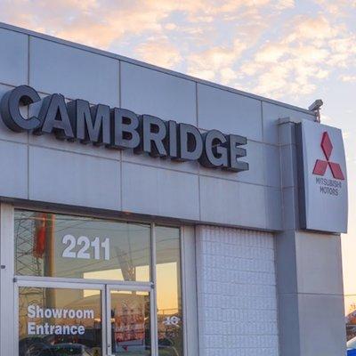 Cambridge Mitsubishi MitsubishiCamON Twitter - Mitsubishi cambridge