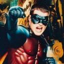Robin mask reasonably small