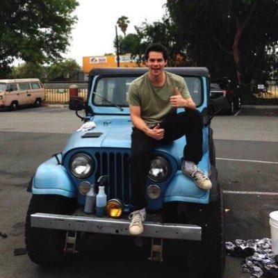 Roscoe the jeep