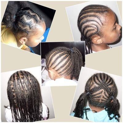 Kc Hair Styling On Twitter Cainrows Plaits Afrohair