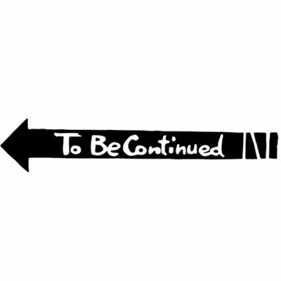 To Be Continued At Tbcmeme Twitter