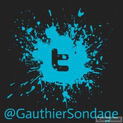@GauthierSondage
