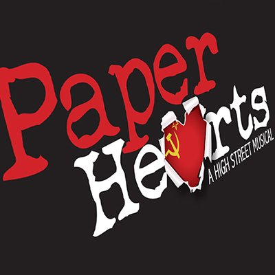 Paper Hearts Musical