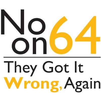 Image result for california no on prop 64