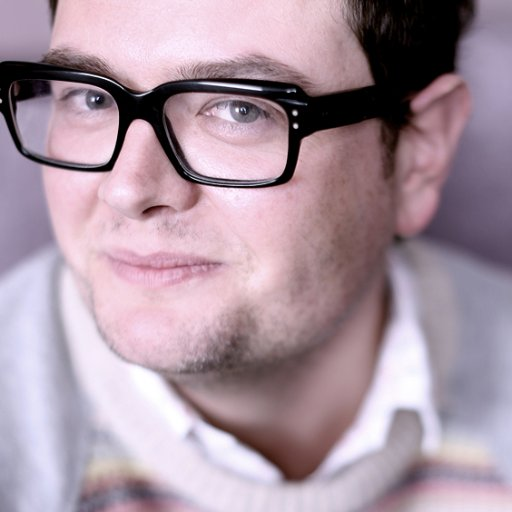 Alan Carr Chatty Man Social Profile