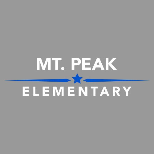 Mt. Peak Elementary (@MtPeak_Elem )