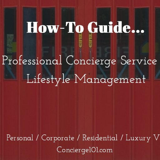 Concierge101.com