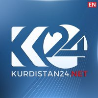 Kurdistan24 English twitter profile