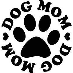 proud dog mom