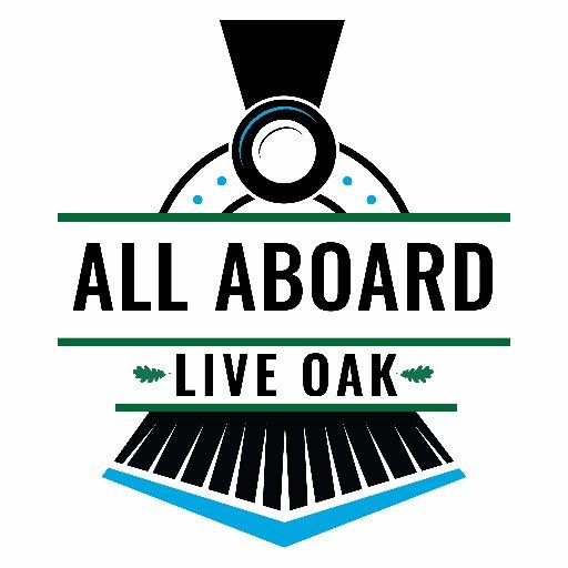 All Aboard Live Oak