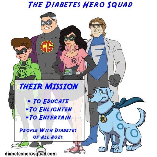 DiabetesHeroSquad