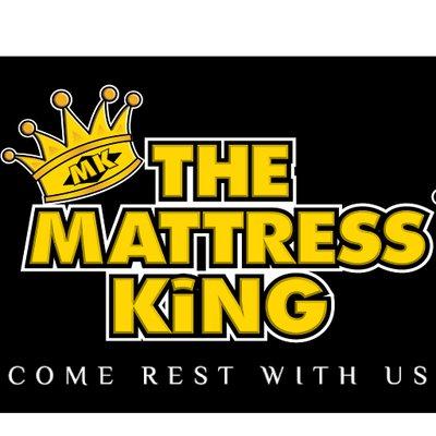 Mattress King Logo The Mattress King Logo E Nongzico