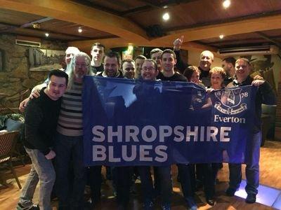 Shropshire Blues