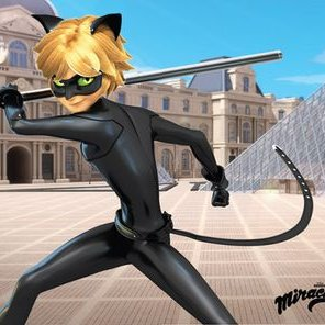 Cat Noir Deutsch