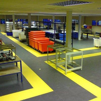 Tektiles Flooring On Twitter Workshop Floor Tiles Made In Europe