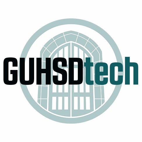 GUHSDtech (@guhsdtech )