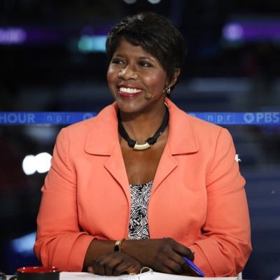gwen ifill | Social Profile