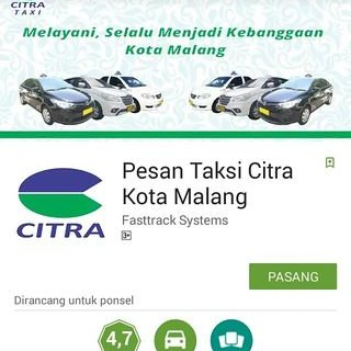 Citra Taxi Group on Twitter: