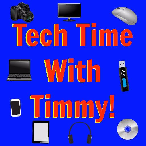 Tech Time With Timmy