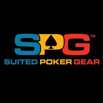 Suited Poker Gear (@SuitedPokerGear) Twitter profile photo
