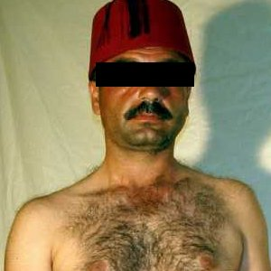 Pity, that naked hairy turkish old men can
