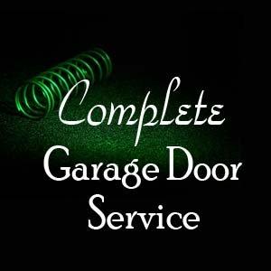 Complete Garage Door
