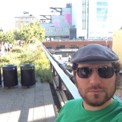 Ben Fishman (@fishman_b) Twitter profile photo