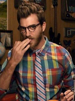 rhett mclaughlin fanfiction