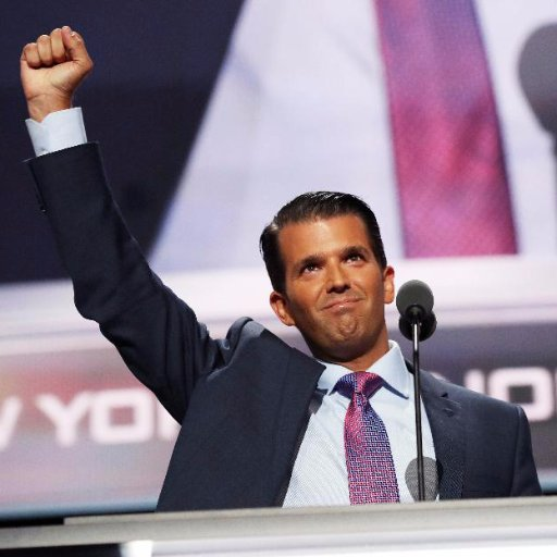 Donald Trump Jr. (@DonaldJTrumpJr )