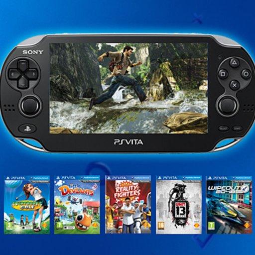 Digital Games PSVita