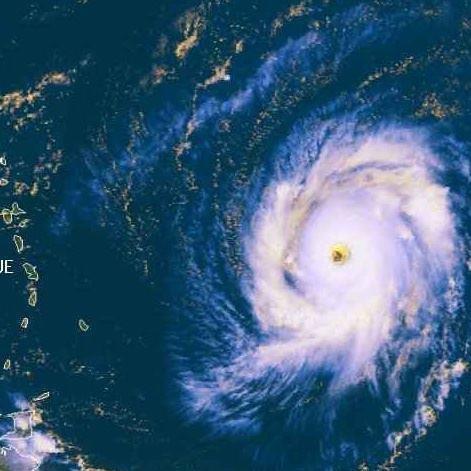 Météo des Cyclones