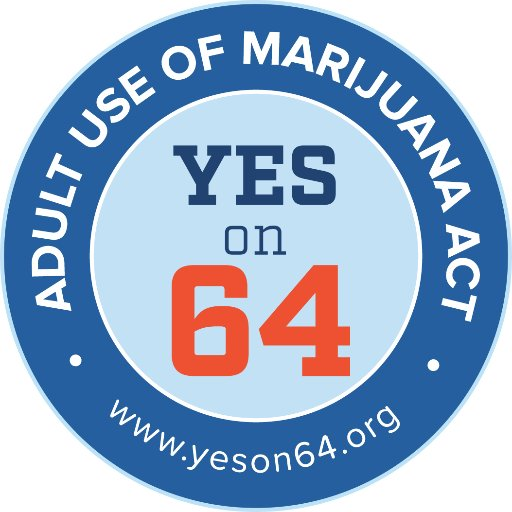 Yes on 64 - Prop 64 (@YesOn64)   Twitter