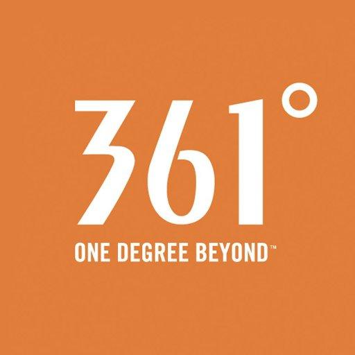 Image result for 361 degrees logo