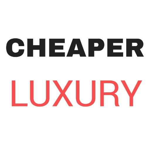 @cheaperluxury