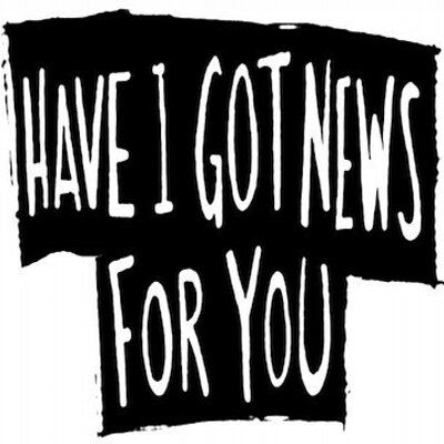 Have I Got News For You (@haveigotnews) Twitter profile photo