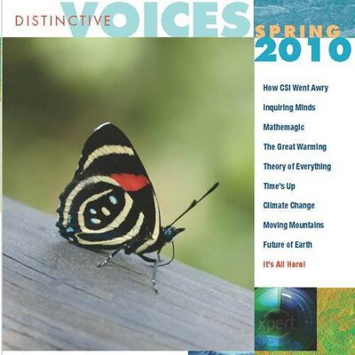Distinctive voices related text