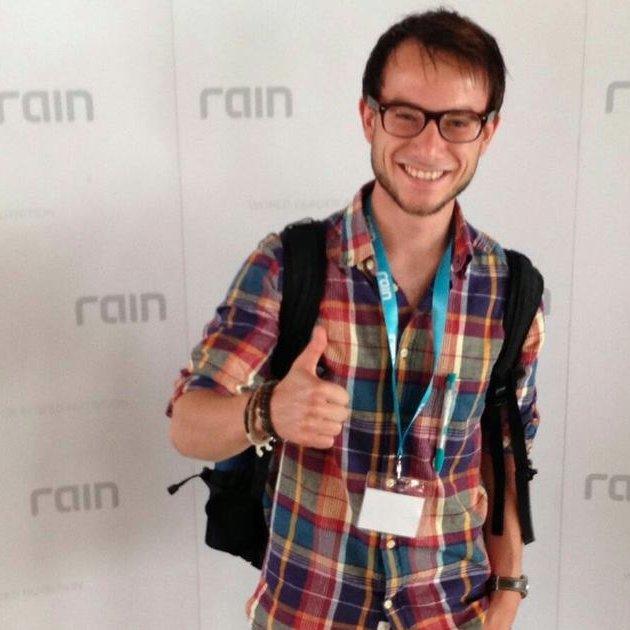 Rain - Bart Roovers