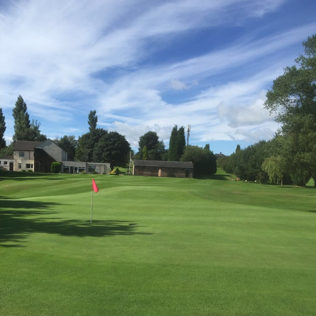 Golf club macclesfield