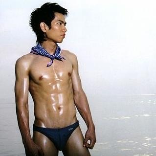 Openly gay korean celebrity