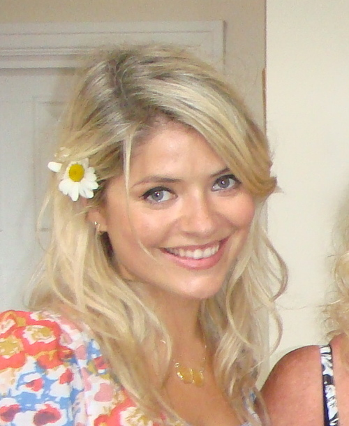 Holly Willoughby's profile