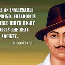 Bhagat Singh Twitterren Happy Birthday Bhagat Singh His Birthday Month Is Running Hit Like And Retweet To Wish Him Therealhero