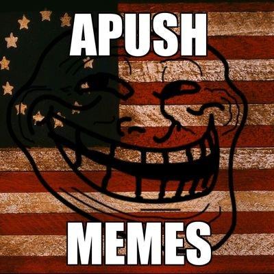 APUSH Memes (@apush_memes_) | Twitter