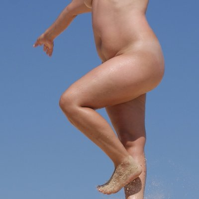 Opinion naturist family pics apologise, but