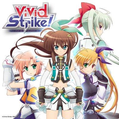 ViVid Strike!』アニメ公式 (@vi...