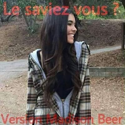 Madison Beer Facts Madisonbfact Twitter